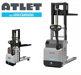 Штабелеры ATLET BY UNICARRIERS